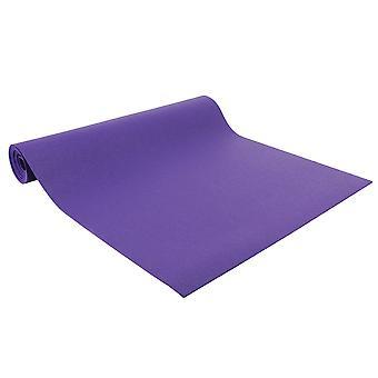 Estera de la Yoga fitness Mad Studio 4.5mm - morado