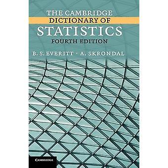 Cambridgen tilastosanasto kirjoittanut B. S. Everitt - 97805217669