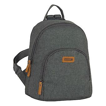 Child bag safta grey