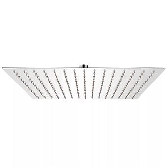 vidaXL Rain shower head stainless steel 40x40 cm Square