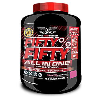 Invictus Nutrition Fifty Fifty Chocolate 2 kg