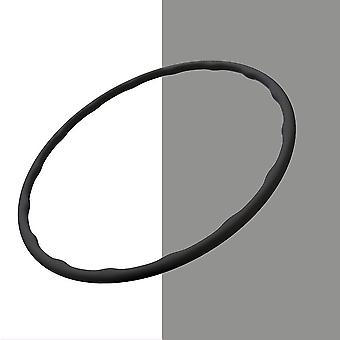 Hula hoop thin waist abdominal fitness removable aggravated 90cm wavy foam soft hula hoop