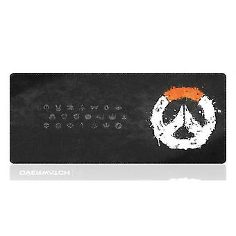 Ow Game Mouse Pad Thickened Mouse Mat
