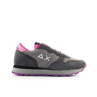 Sun68 Ally Solid Dark Grey Sneaker