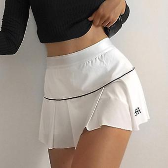 New Korean Fashion Pleated Skirts, Woman Mini Skirts