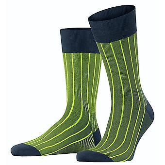 Falke Oxford Neon Socks - Cactus Green