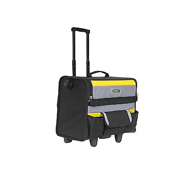 Stanley STA197515 18in Soft Tool Bag On Wheels Wheeled Storage Case 1-97-515