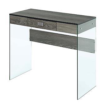 """Soho Glass 36"""" Scrivania - R4-0372"""