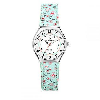 Watch Girl Lulu, Rideas Mini Star bracelet turquoise bracelet liberty pattern - 38826