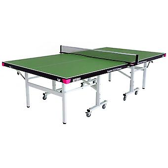 Butterfly Easifold Deluxe 22 Rollaway Table Tennis Table Set - Green