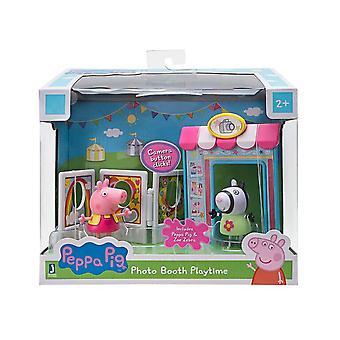 Peppa-sian leikkiaikasetit - valokuvakopin leikkiaika
