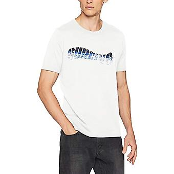 camel active T-Shirt 1/2 Roundneck, Ivory (Offwhite 02), Grote Mannen