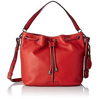 Mac Douglas Emira Valentine - Women's Shoulder Bags, Rouge, 14x28x28 cm (W x H L)