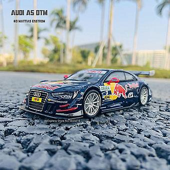 1:32 Rally Racing Alloy Model Car model Collecting gifts Die casting|Diecasts & Toy Vehicles(Black)