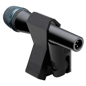 Flexible Shock Mount Universal Butterfly Spring Microphone Mic Clip Holder