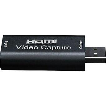 Video Yakalama Kartı Dongle 1080p 60fps Hd Video Kaydedici Grabber