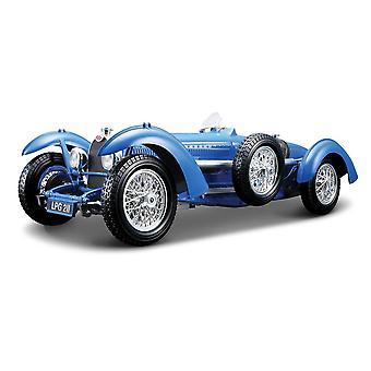 Bugatti typ 59 Diecast modell bil