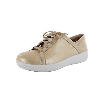 Sneakers Fitflop Donna F-Sporty II In pelle pizzo