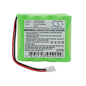 Cameron Sino Pht920Mb Battery Replacement For Philips Baby Phone
