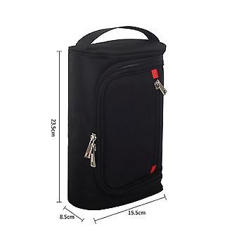 New Waterproof Toiletry Bag Men Portable Multi-function Cosmetic Bag Storage Bag ES3235