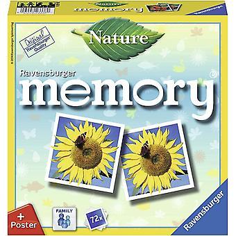 Ravensburger Memory Card Game (Nature)