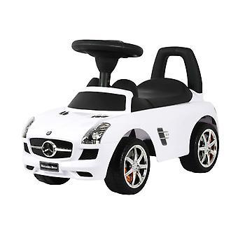 Loopauto Mercedes SLS - Wit