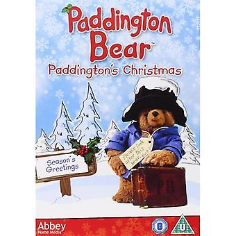 Paddington Christmas DVD