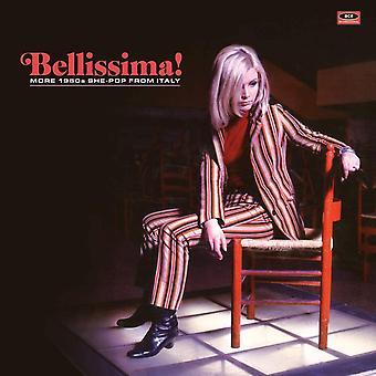 Varios artistas - Bellissima! Más 1960s She-Pop De Italia Vinilo