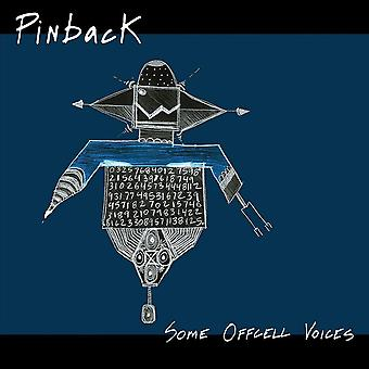 Pinback - Några Offcell Röster CD
