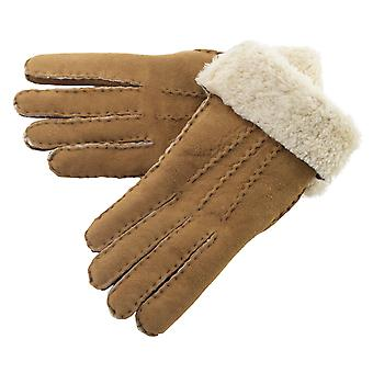 Ladies Hand Sewn Soft Real Lambskin Gloves