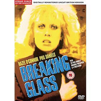 Breaking Glass DVD (2012) Hazel OConnor Gibson (DIR) cert 15 NEW Region 2
