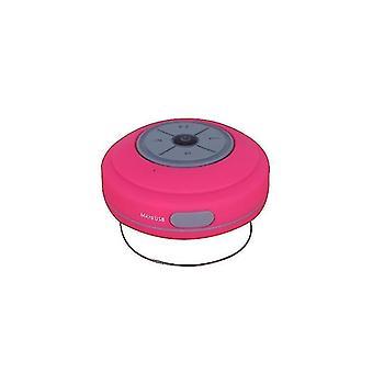 Portable Subwoofer Waterproof - Bluetooth Wireless Speaker(Red)