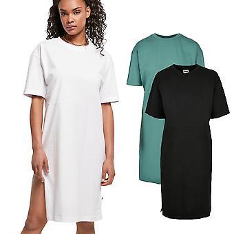 الحضري الكلاسيكية السيدات - العضوية المتضخم سبليت TEE اللباس