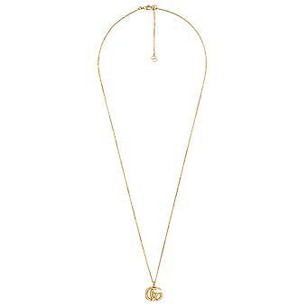 Gucci jewels running g necklace ybb50208800100u