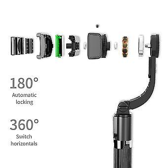 Handheld Gimbal Stabilizer Mobile Phone Selfie Stick Holder Adjustable Selfie Stand For