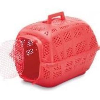 Sandimas CarrySport Red Carrier (Koirat , Kuljetus & Matkat , Kuljetusalukset)