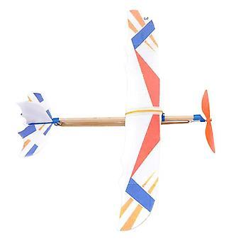 Diy käsi heittää lentävä glider tasot elastinen