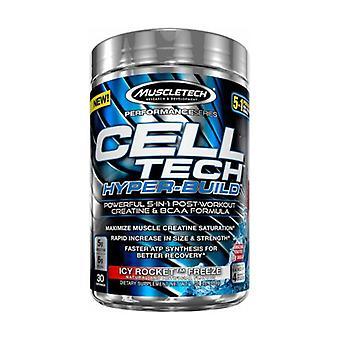 Cell-Tech Hyper-Build, Blue Raspberry Blast 482 g