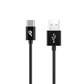 USB A to USB C Cable Home YCB-01-CB (1 m)