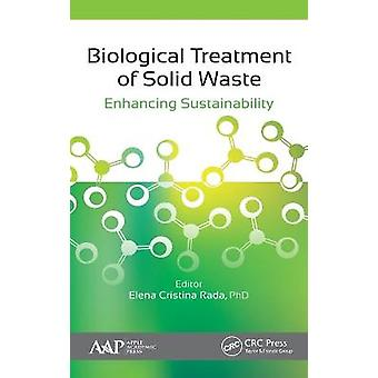 Tratamiento biológico de residuos sólidos que mejora la sostenibilidad
