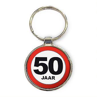 Sleutelhanger 50 Jaar