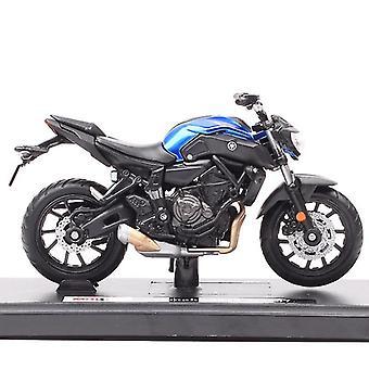 1/18 Scale Maisto 2018 Yamaha Mt 07 Model