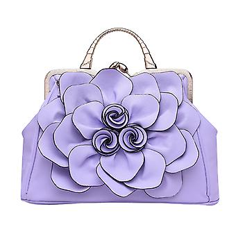 Flower Shoulder Wedding Tote Handbags
