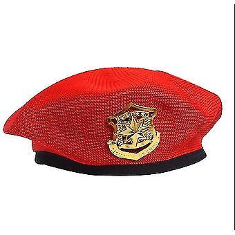 Czapka z daszkiem z kucykiem, zewnętrzna bawełniana czapka Simple Vintageorange Cap