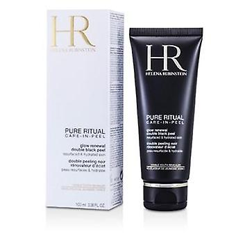 Helena Rubinstein Pure Ritual Glow Vernieuwing Double Black Peel - 100ml / 3.38oz