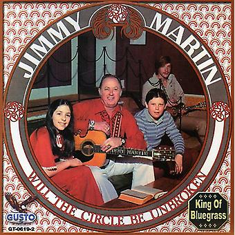 Jimmy Martin - Will the Circle Be Unbroken [CD] USA import