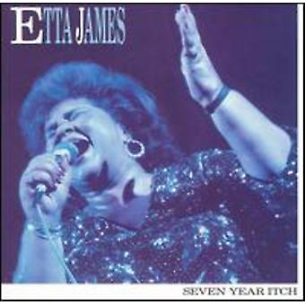 Etta James - Seven Year Itch [CD] USA import