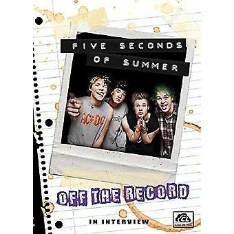 5 secondes de l'été - importation USA Off the Record [DVD]