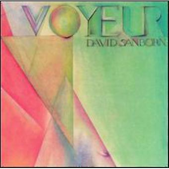 David Sanborn - Voyeur [CD] USA import