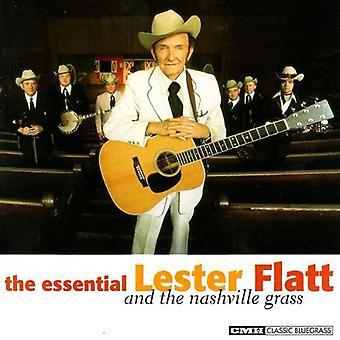 Lester Flatt - Essential Lester Flatt & the Nashville [CD] USA import